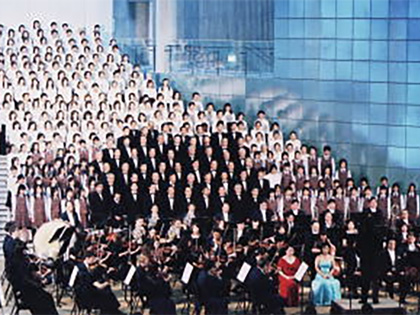 第10回かずさ音楽祭 「大友直人と東京交響楽団で歌うかずさ第九」