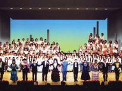 ホールオペラ「カルメン」出演 (君津市民文化ホール)